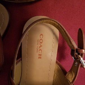 Coach Shoes - Coach scandals, women's size 8